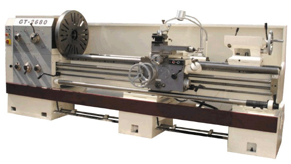 GMC  GT-2680  Lathe - Illustrated