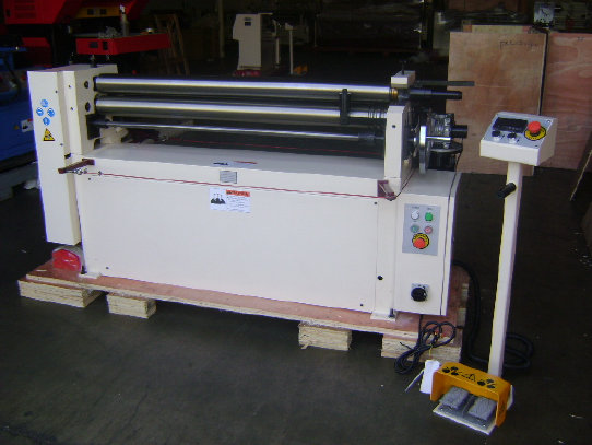 GMC  PBR-0412  Plate  Roll - Picture