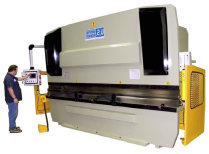 US INDUSTRIAL HYDRAULIC PRESS BRAKE
