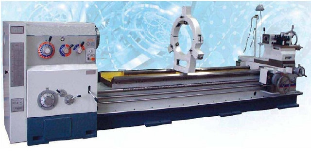 Model  GML-40120H  Lathe - Picture