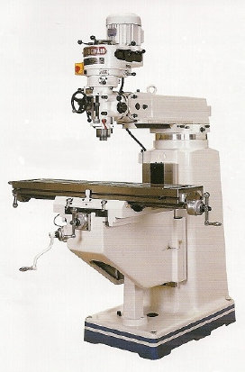 BIRMINGHAM  BPS-1054-C  MILLING  MACHINE, New