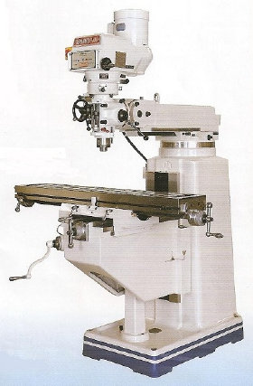 BIRMINGHAM  BPV-1054-C  MILLING  MACHINE, New