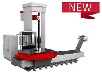 Lucas  Model  5  CNC  Table  Type  Horizontal  Boring  Mill